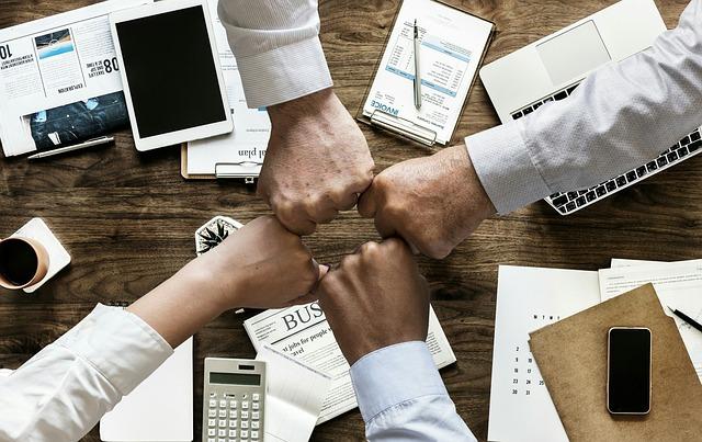 spolupráce kolegů