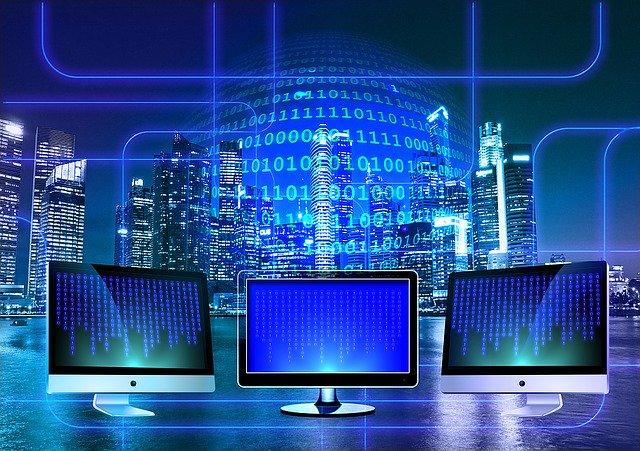 rozsáhlá síť technologie
