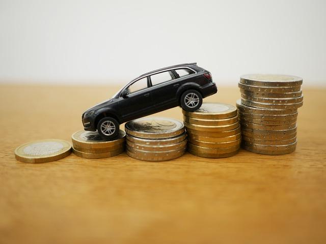 auto peníze