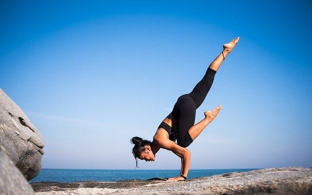 pozice jóga
